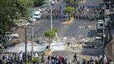 【緬甸版228】軍警暴力清場致18死 抗議領袖「賭上一切也不會退縮」
