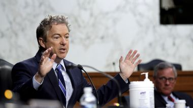 Rand Paul criticized for trans 'gender mutilation' remarks in Rachel Levine hearing
