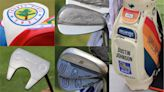 The coolest custom gear spotted at the 2021 U.S. Open at Torrey Pines