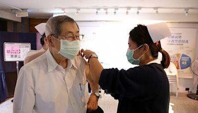 接種流感疫苗 可降低重症風險