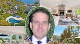 Inside Hunter Biden's $20K-a-month Malibu rental with art studio
