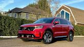 First drive review: 2021 Kia Sorento Hybrid beats Highlander Hybrid with 37 mpg and better tech, but it's no Telluride