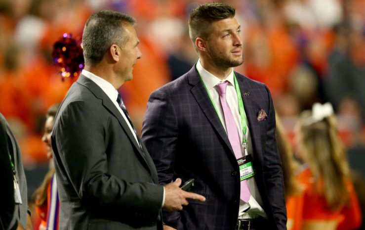 Urban Meyer Gives Update On Tim Tebow Situation