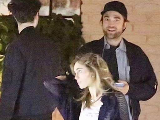 Robert Pattinson Turns 33 with Girlfriend Suki Waterhouse by His Side