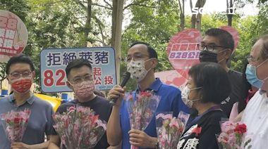 同台連勝文、江啟臣 朱立倫:他們不是對手,是合作夥伴!