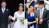 Sarah Ferguson says she and Prince Andrew are feeling 'thrilled and blessed' to be grandparents