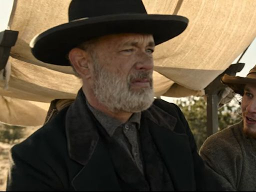 News of the World trailer gives first major look at Tom Hanks' new Western movie