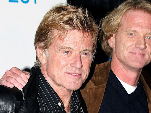Robert Redford Is Mourning His Son James' Death with His Family: 'The Grief Is Immeasurable'