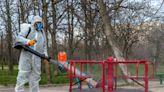 Ukraine struggles to debunk fake virus news