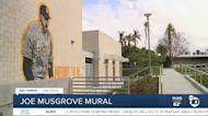 Padres, Grossmont High unveils Musgrove mural honoring no-hitter