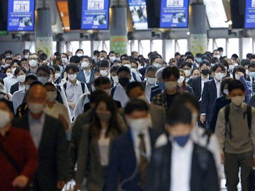 日本疫情持續蔓延 全國九成都是高傳染性變種病毒株
