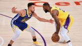 Steph's first time teaming up with LeBron 'should be pretty memorable'