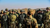 China, Russia to train together against terror as last U.S. troops exit Afghanistan