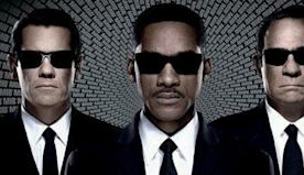 'Men In Black' Inspired By Scary Stories Of People Who've Seen UFOs