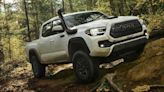 You Can't Get The Toyota Tacoma With A Snorkel Anymore