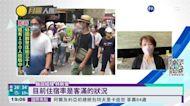 武嶺停車場全爆滿 千名遊客湧上山