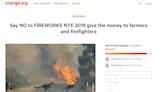 【元旦倒數】澳洲森林大火數月未歇 26萬人連署籲取消「雪梨跨年煙火」