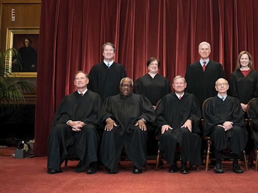 Supreme Court loses favor of Republicans, despite its conservative makeup, new poll finds