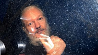 Julian Assange could be freed this week as judge blocks extradition to US