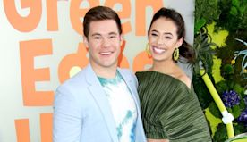 Adam Devine Was 'Shaking in His Boots' Before Proposing to Chloe Bridges