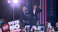 Biden supports California governor before recall
