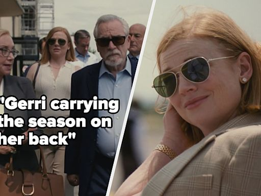 """Everyone Is Talking About That Chaotic """"Succession"""" Season 3 Premiere"""