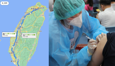 從台北到恆春就為打疫苗? 第12輪預約秒殺 民眾排殘劑自救