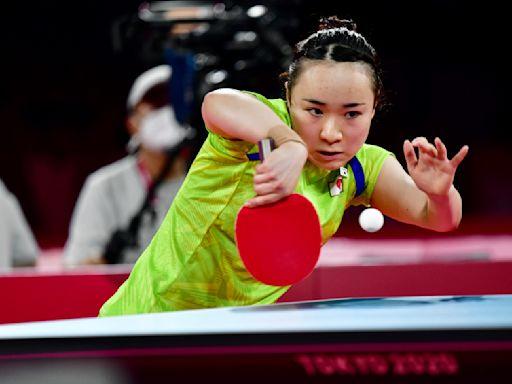 【乒乓球】東京奧運頒獎金 伊藤美誠喜獲一千萬日元