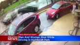 Man, Woman Shot In Vehicle On Kedzie Avenue In East Garfield Park, Go On To Crash In Humboldt Park With Child In...
