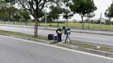 半個月10人車禍亡 中市警展開機動測照大執法