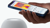 Apple introduces HomePod mini in new yellow, orange, and blue colors