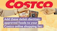 What Dietitians Would Order From Costco's Grocery Delivery Service