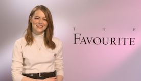 Emma Stone reveals the weird antics The Favourite cast got up to behind the scenes