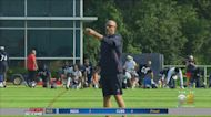 Day 2 Of Bears Training Camp Brings More Fanfare With Fans' First Chance To Watch