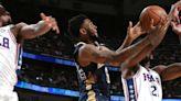 Panzura postgame wrap: 76ers 117, Pelicans 97   New Orleans Pelicans