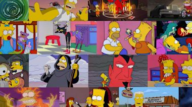 Ranking All 30 Simpsons 'Treehouse of Horror' Halloween Specials