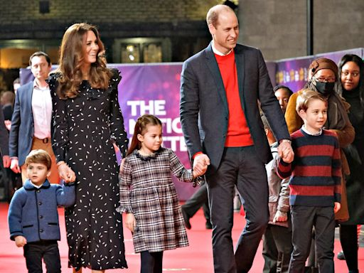 Kate Middleton Takes Prince George and Princess Charlotte Shopping in London — with Budgets!