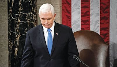 Mike Pence's moment of truth