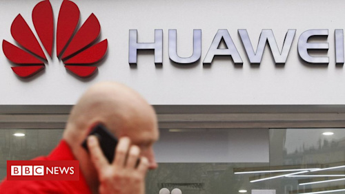 UK's Huawei 5G ban 'disappointing and wrong'