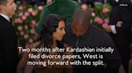Kanye West Asks For Joint Custody in Divorce from Kim Kardashian