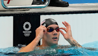 Caeleb Dressel wins gold medal in 50-meter freestyle at Olympics, his third individual gold in Tokyo