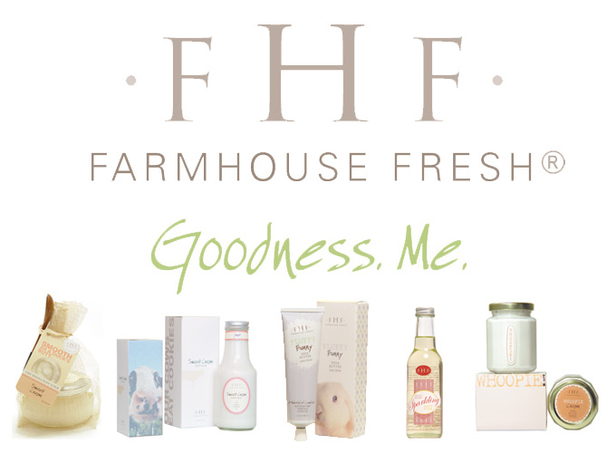 Farmhouse Fresh — Oceana Spa