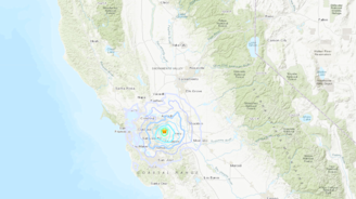 Earthquake and aftershock shake San Jose area - WCBI TV | Your News Leader