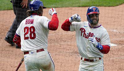 Phillies vs. Giants: Bryce Harper 'a pitcher's worst nightmare' in win