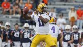 What LSU Football Coach Ed Orgeron Hopes Changes With Transfer Portal
