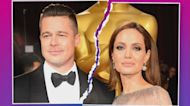 Brad Pitt Wants 50/50 Custody of Six Children With Angelina Jolie