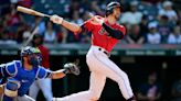 Bradley Zimmer realizes every little brother's dream, homers off Kyle Zimmer