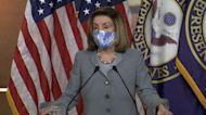 House Speaker Nancy Pelosi confident in a Biden win
