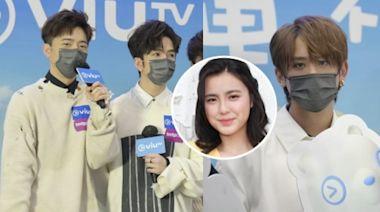 姜濤否認與Chantel合作拍戲 AL避談被翻舊情:專注工作