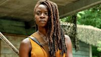 Danai Gurira Posted A Touching Farewell To Her 'Walking Dead' Family